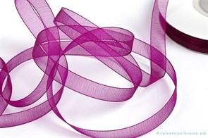 Лента капрон IDEAL арт.JF-001 шир.6мм цв.4064/032  т.розовый