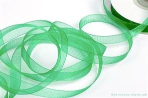 Лента капрон IDEAL арт.JF-001 шир.10мм цв.4219 яр.зеленый
