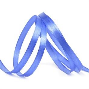 """Лента атласная 1/4"""" (6мм) цв.3159 т.фиолетовый IDEAL уп.27,4 м"""