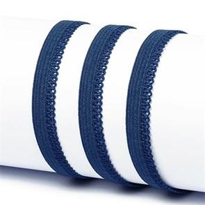 Резинка TBY бельевая 10мм арт.RB03330 цв.F330 синий уп.100м