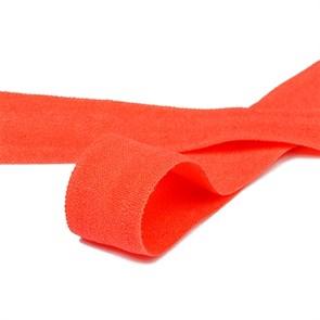 Резинка TBY окантовочная матовая 15мм арт.ROM.15162 цв.F162 красный уп.50 м