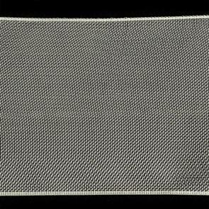 Люверсная лента 100мм Caron арт.1003 цв. прозрачный рул. 50м