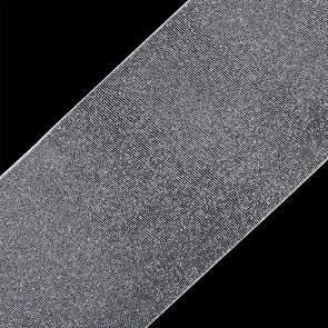 Люверсная лента 100мм Caron клеевая арт.1001 цв. прозрачный рул. 50м