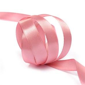 """Лента атласная 1/2"""" (12мм) цв.4149 розовый IDEAL уп.27,4 м"""