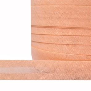 Косая бейка хлопок TBY арт.CB15 шир.15мм цв.F155 уп.132 м