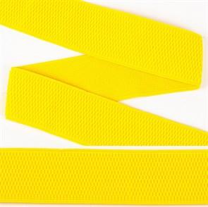 Резинка TBY помочная Ультра арт.RD.40110 шир.40мм цв.110 желтый рул.25м
