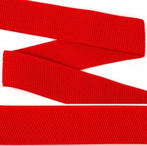 Резинка TBY помочная Ультра арт.RD.40148 шир.40мм цв.148 красный рул.25м