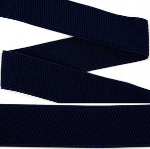 Резинка TBY помочная Ультра арт.RD.40330 шир.40мм цв.330 т.синий рул.25м