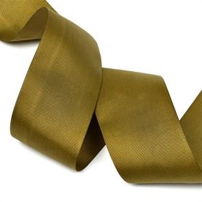 Лента Ideal репсовая в рубчик шир.50мм цв. 569 (159) хаки уп.27,42м