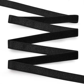 Резинка TBY для бретелей 10мм арт.RBB05322 цв.F322 черный уп.25м