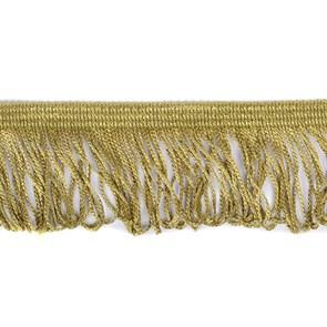 Бахрома арт. 0390-1070 цв.6454 шир. 60мм цв.золото уп.10м