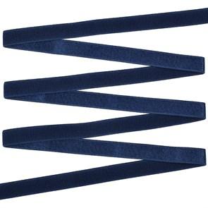 Резинка TBY бельевая (для бретелей) 10мм арт.RBB05919 цв.S919 т.синий уп.25м