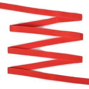 Резинка TBY бельевая (для бретелей) 10мм арт.RBB05163 цв.SD163 красный уп.25м