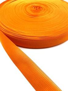 Тесьма вязаная окантовочная, 22мм, арт.4С-516/22 ,цв. 77 оранжевый