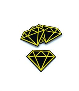 Термоаппликации арт.KT #4-9 Diamond 48х38мм уп.5 шт