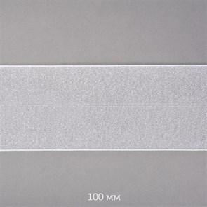 Люверсная лента 100мм TBY клеевая арт.1001 цв. прозрачный рул.10м