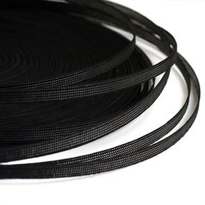 Регилин TBY 7223-3005 шир.8мм цв.черный уп.45,72м