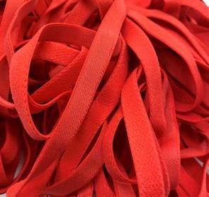 Резинка для бретелей 10мм арт.KRB1010R цв.красный уп.10м