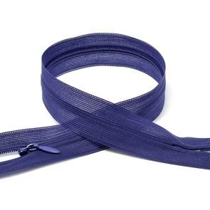 Молния MaxZipper пласт. потайная №3 50см н/р цв.F195 фиолетовый упак.10 шт