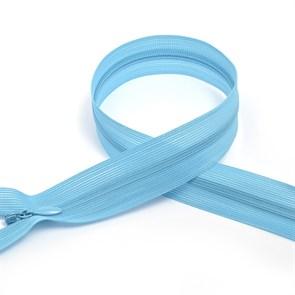 Молния MaxZipper пласт. потайная №3 50см н/р цв.F206 голубой упак.10 шт