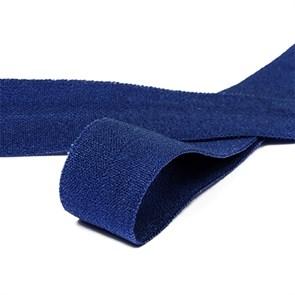 Резинка TBY бельевая (окантовочная матовая) 15мм арт.ROM.15919S цв.S919 синий сапфир уп.50 м