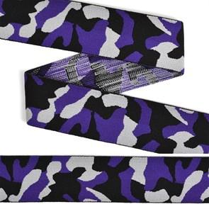 Резинка TBY декоративная мягкая Милитари шир.40мм арт.ET.40T16 уп.5м