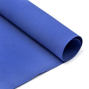 Фоамиран Magic 4 Hobby в листах арт.MG.A025 цв темно-синий 1 мм 50х50 см упак.10 шт