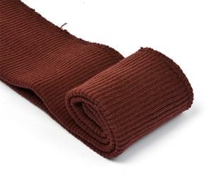Подвяз 8х70 см 100% ПАН арт.ПРЦ-32/2 рапорт 2х2 плетение ластик цв. 512/8 марун (темно-бордовый) 2шт