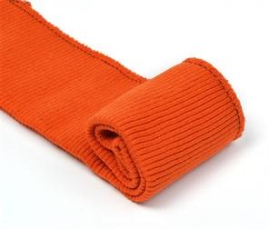 Подвяз 8х70 см 100% ПАН арт.ПРЦ-32/2 рапорт 2х2 плетение ластик цв. 515/2 кирпичный 2шт