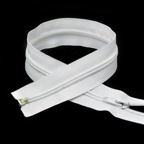 Молния MaxZipper пласт. спираль №5-N 40см цв.F101 белый упак.10шт