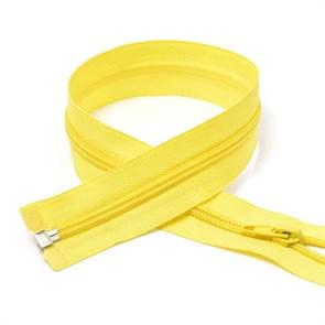 Молния MaxZipper пласт. спираль №5-N 60см цв.F110 желтый упак.10шт